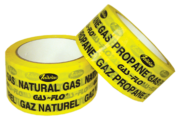 GAS LINE I.D. TAPE by Fairviewfittings
