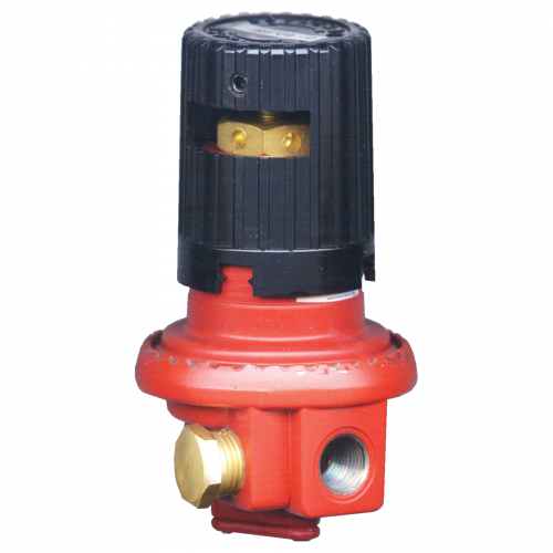 LP-GAS REGULATORS - LBS TO LBS