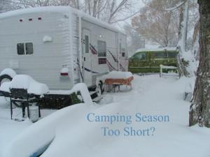 RV Camping Season